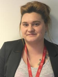 Photograph of Kirsty Oliver Housing Assistant for the East region