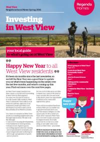 Investing in west view spring 2014 front cover