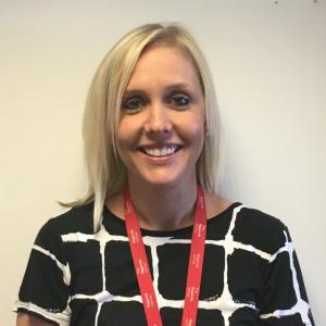 Photograph of Amy Taylor Housing Officer (Communities) for East Region