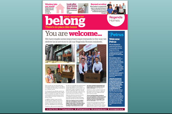 Belong 24 front cover