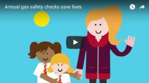 Gas safety video