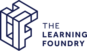 The Learning Foundry logo