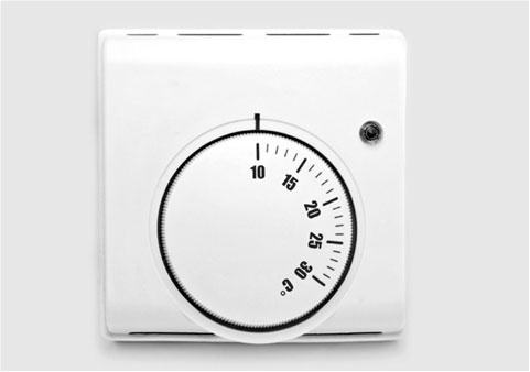 How to use your central heating controls